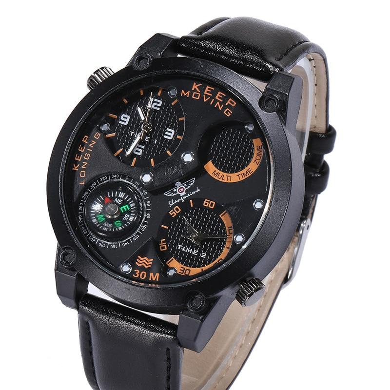 DOBROA Top Brand Men's Watch