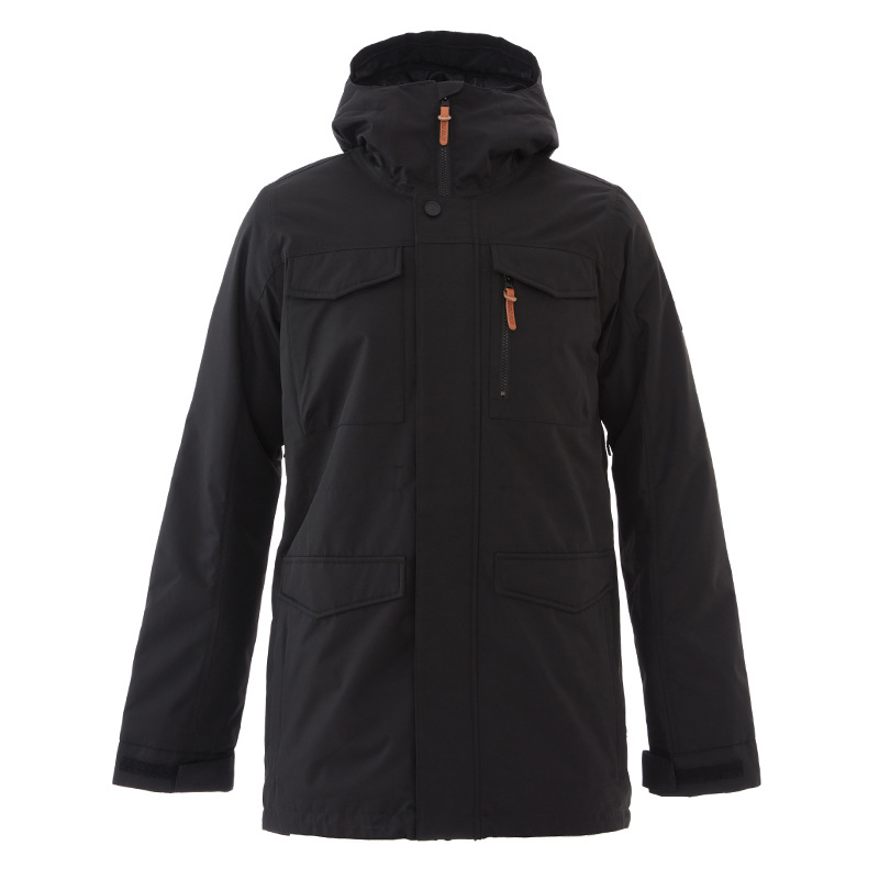 2018 GSOUSNOW veste de neige d'hiver en plein air pour hommes nouveau Style imperméable à l'eau chaude et imperméable veste de Ski pour hommes