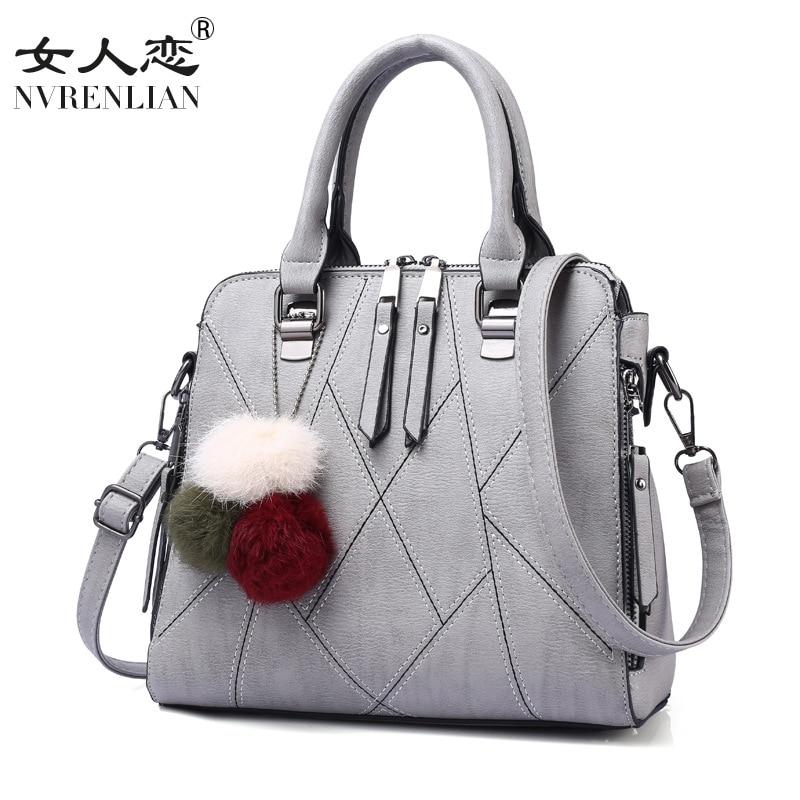 цены на Luxury Handbags Women Bags Patchwork 2017 Fashion Casual Tote Ladies Crossbody Bag Female Messenger Top-Handle Bags Sac в интернет-магазинах