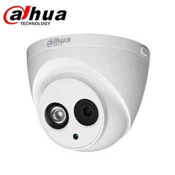 Dahua DH IP Camera IPC-HDW4433C-A 4433c-a MINI Dome CCTV Camera with Mic Network HD POE security Camera home PK IPC-HDW4431C-A - Category 🛒 Security & Protection