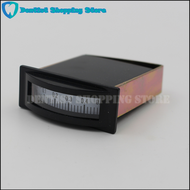 Dental Square Pressure Meter For Dental Unit Spare Parts Dental Chair Accessories Valve