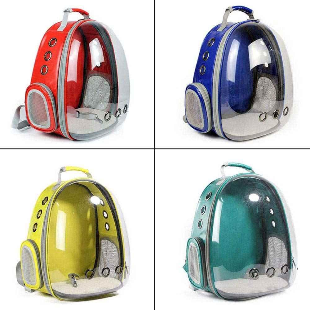 IALJ Топ Портативный Pet/Cat/Dog/Puppy Рюкзак-переноска пузыря, новая космическая капсула Дизайн 360 градусов осмотра кролика рюкзак H
