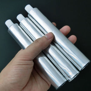 Image 4 - Toothpaste Tubes Wholesale 30ml Aluminum Empty Travel Tube Toothpaste Unsealing Tubes DPJD Protect Packing