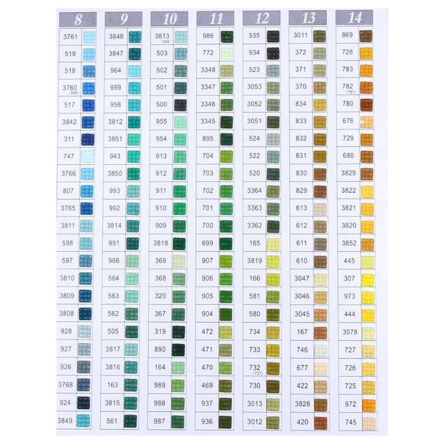 Оптовая продажа Резина со стразами круглые квадратные бриллианты, dmc 447 цвета можно выбрать цвет аксессуар, коробка, холст, клей, инструменты, камни, наклейки