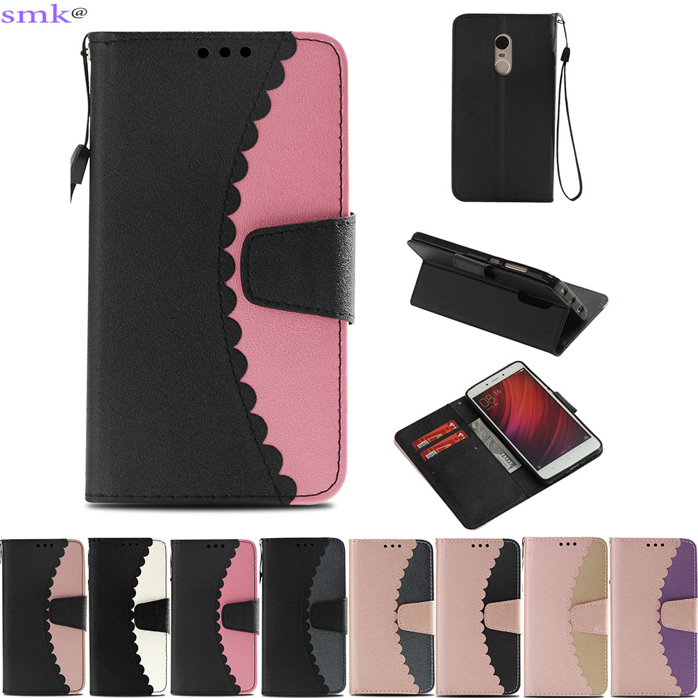 for <font><b>Xiaomi</b></font> <font><b>Redmi</b></font> <font><b>Note</b></font> <font><b>4X</b></font> Case <font><b>3/32</b></font> Low Version Phone Leather Cover Flip Case for <font><b>Xiaomi</b></font> <font><b>Redmi</b></font> <font><b>Note</b></font> 4 Note4 Global version Cases image