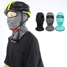 Новейшая черная мотоциклетная маска для лица мото Балаклава Зимняя Маска для защиты лица Велоспорт мотоциклетный шлем для всех сезонов