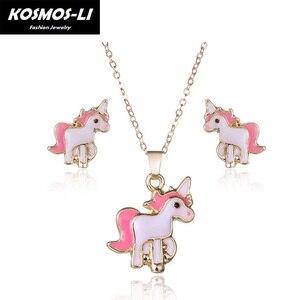 Fashion Jewelry Pink Animal Je
