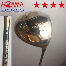 Новые клюшки для гольфа HONMA S-05 4 звезды гольф Драйвер 9,5 или 10,5 Лофт с графитовым валом R или S гибкий драйвер