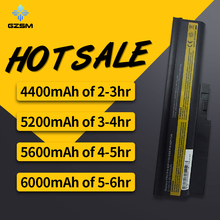 HSW 5200mAh 6 Cells Replacement Laptop Battery for IBM ThinkPad R60 R60e T60 T60p Lenovo ThinkPad R500 T500 W500 Laptop Bateria