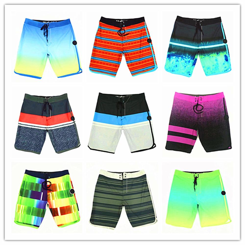 Board Shorts Responsible Summer Mens Quick-dry Short Men Board Beach Shorts Breathable New Fashion Printed Elastic Waist Thin Various Colors Loose Trendy