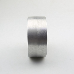 Image 4 - 130*55*19/24mm Fully Aluminum Contact Wheel Active wheel for belt machine with Keyway