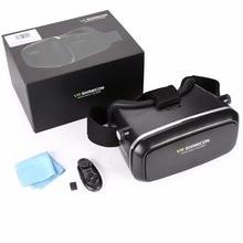 """Shinecon VR Realidad Virtual Gafas 3D CAJA de Google Cartón Oculus Rift Headset Head Mount VR 2.0 Película Para 3.5-6.0 """"Smartphone"""