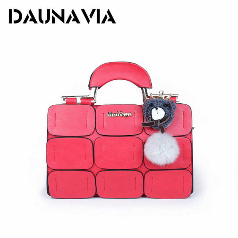 suture Boston bag inclined shoulder ladies hand bag women PU leather handbag  2017 woman bags handbags women famous brands ND008