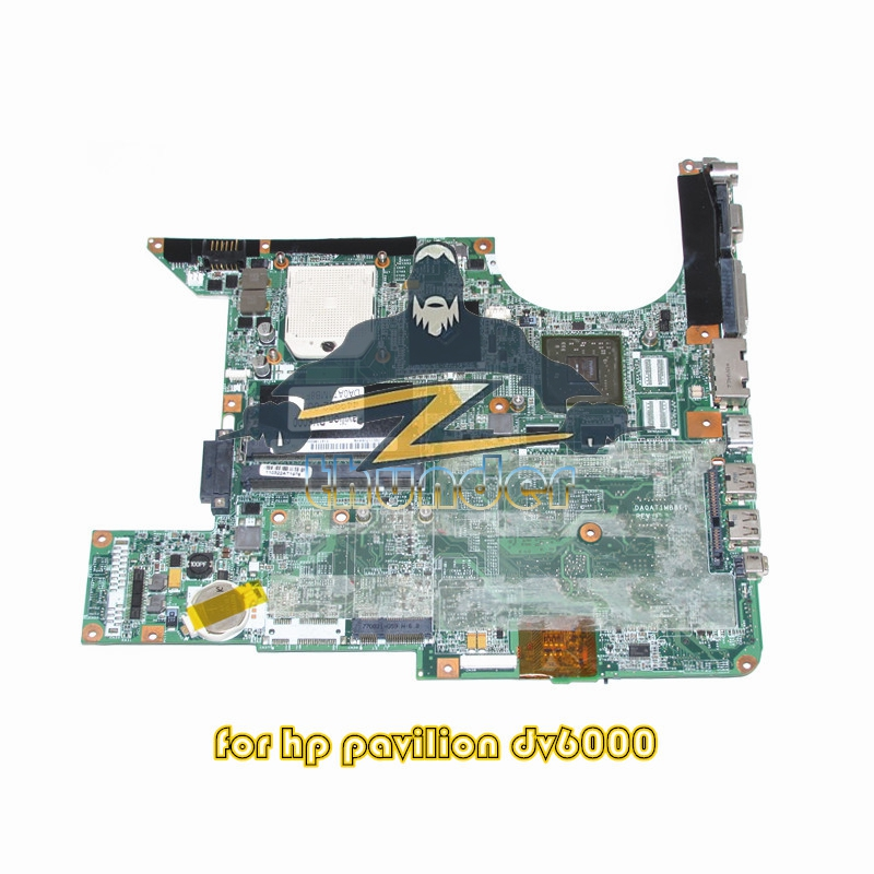 MOTHERBOARD for HP PAVILION DV6500 DV6700 DV6647EL 449902-001 for amd 8400m ddr2 nokotion laptop motherboard for hp dv6000 dv6500 dv6600 s1 449902 001 main board da0at1mb8f1 ddr2 geforce 8400m with free cpu