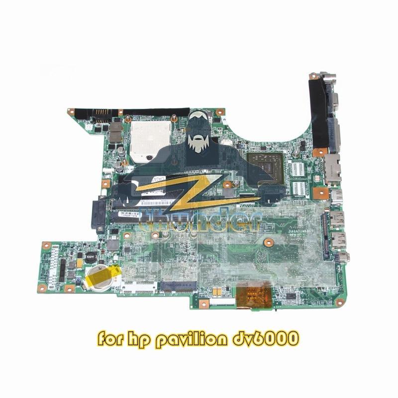 MOTHERBOARD for HP PAVILION DV6500 DV6700 DV6647EL 449902-001 for amd 8400m ddr2 for hp pavilion tx1240ef notebook 441097 001 laptop motherboard for amd ddr2 100% fully tested working