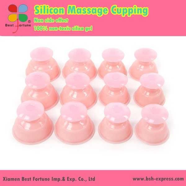Acupuncture Cupping Set Therapy Anti-Cellulite(10pcs) BF1014 пак ц pack cellulite