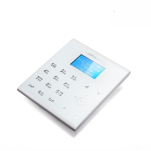 Image 4 - Freies Aliexpress Verschiffen 433MHZ Drahtlose WIFI Home Security Alarm System IOS/Android APP Fernbedienung Touch Tastatur SIM alarm