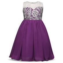 Top-notch Lace Princess Girl Dress