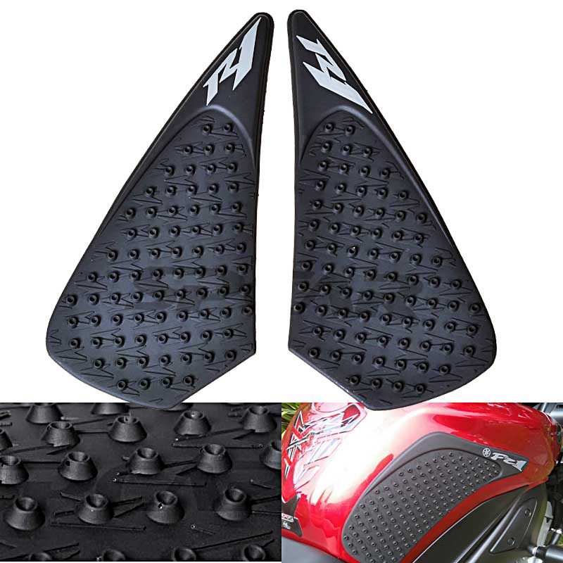 Possbay For Honda Cbr1000 2004 2005 2006 2007 Motorcycle Protector Anti Slip Tank Pad Adhesive Gas Knee Grip Traction Stickers Motorbike Accessories Automobiles & Motorcycles