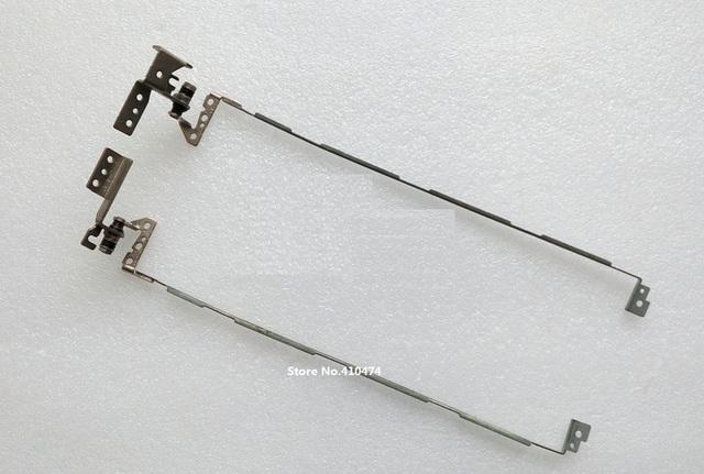 New Laptop LCD dobradiças esquerda direita para lenovo G580 G585 G580A dobradiças 33.4sh02.011 33.4SH03.012 frete grátis