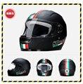 Venta caliente bike moto de la motocicleta cascos de motocicleta automóvil casco de moto cross racing cascos de la cara llena de motociclistas male & female