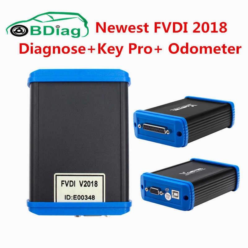FVDI 2018 Covers VVDI2 FVDI 2014/2015/2016 Original FLY FVDI