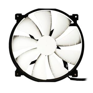 Image 5 - ALLOYSEED 20cm מחשב מקרה קירור אוהדי PH F200SP 12V 0.25A 17.52CFM מחשב מארז CPU Cooler מאוורר 25dBLow רעש גוף קירור רדיאטור