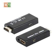 Convertisseur Audio vidéo PS2 vers HDMI convertisseur Audio vers HDMI HD 1080P pour Machine de jeu Audio