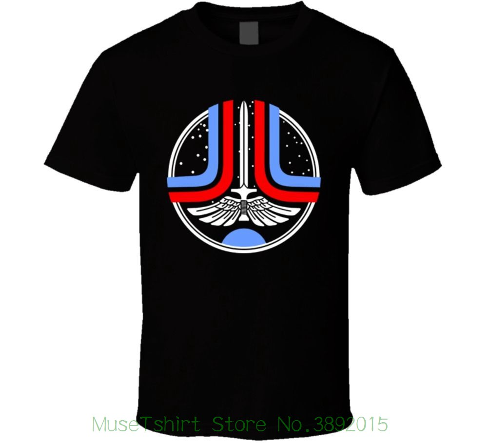 The Last Starfighter Classic Movie T Shirt T-shirt Novelty Cool Tops Men's Short Sleeve Tshirt