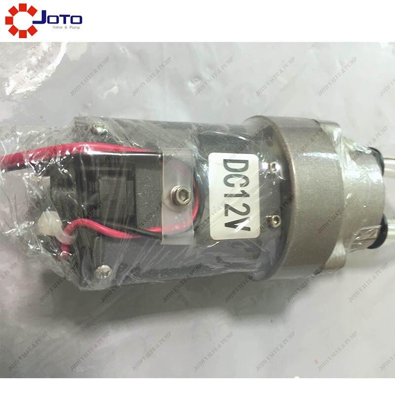 free shipping NEWly 23W DC12V24v Gear Oil Pump