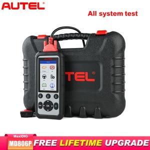 Image 1 - Autel MD806PRO Car Diagnostic Diagnostic AutoTool OBD2 Scanner Full System Code Reader better than LaunchX431 Autel MD805/MD802
