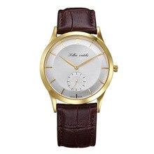 SOLLEN люксовый бренд часы мужчины моды классические спортивные мужские кварцевые наручные часы relogio masculino водонепроницаемый 30 м