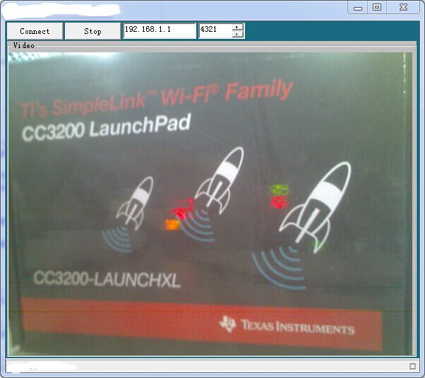 CC3200 Camera booster android APP and PC software or