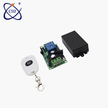 цена на 433Mhz Universal Wireless Remote Control Switch AC 85V 110V 220V 1CH Relay Receiver Module & RF 433 Mhz Remote Controls