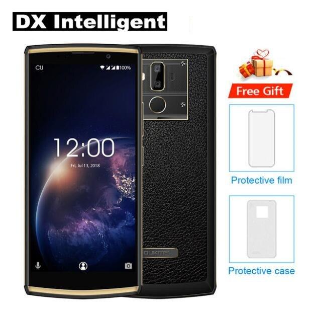 OUKITEL K7 Puissance 10000 mAh 9 V/2A 6.0 Pouces Affichage MT6750T Octa Core 4G téléphone portable 2 GB + 16 GO Android 8.1 13MP Double Cames Arrière OTG
