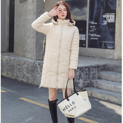 Winter Jacket Female Parka Coat Plus size 4XL Fashion Down Jacket Long Hoodie Down Thick Long Coat Jacket Women Clothing 6