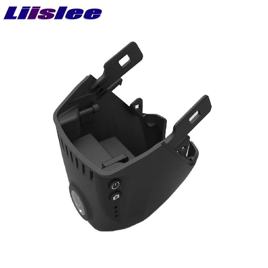 LiisLee For BMW 5 Series 2017 Car Rear View Camera Instead of Original Factory Trunk Camera Night Vision Backup CCD Camera