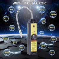 Détecteur de fuite de fréon réfrigérant au gaz testeur de fuite de gaz halogène de haute précision et instantané pour hfc cfc halogène R134a R410a