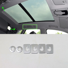 OUBOLUN ABS Inner car accessories reading light+hook high quality For Mercedes-Benz Vito abs inner car accessories front water cup cover high quality for mercedes benz vito 2018