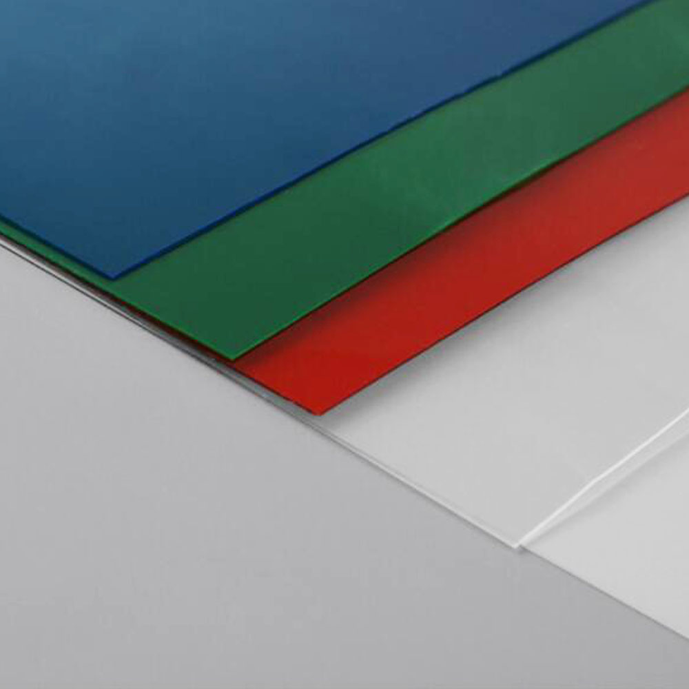 Teraysun 5PCS / LOT 0.3mm 20 * 30cm 5cols ABS пластикалық - Дизайнерлер мен құрылыс ойыншықтары - фото 3
