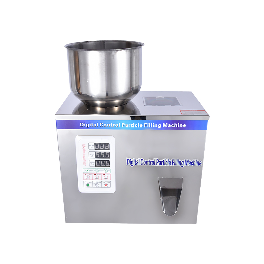 2-50g Automatic Granule food Weighing Packing Machine,220V/110V Tea Packing Machine,Medicine grain ect. Tablet Weighing Machine