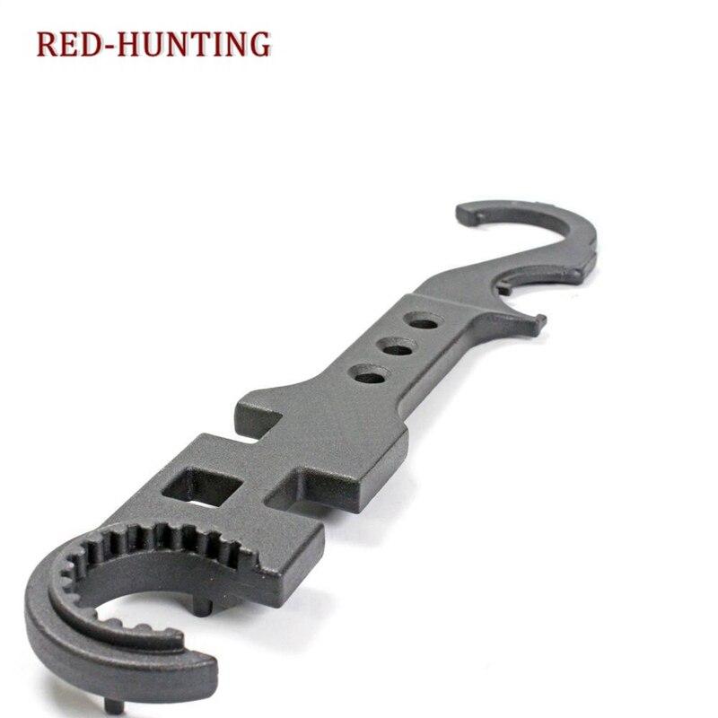 Durável 223 combo chave ferramenta ar 15 m4 ferramenta de chave de campo acessórios de chave de metal ar