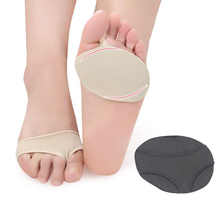 Adjustment Protection Foot Bandage New Lycra SEBS Heel Socks with hole Cracked Skin Care Protectors forefoot pad foot guard