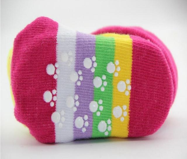 Rubber Anti Slip Baby Socks