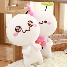 Gift for baby 1pc 18cm cartoon bread little grass plush hold doll novelty creative girl stuffed toy