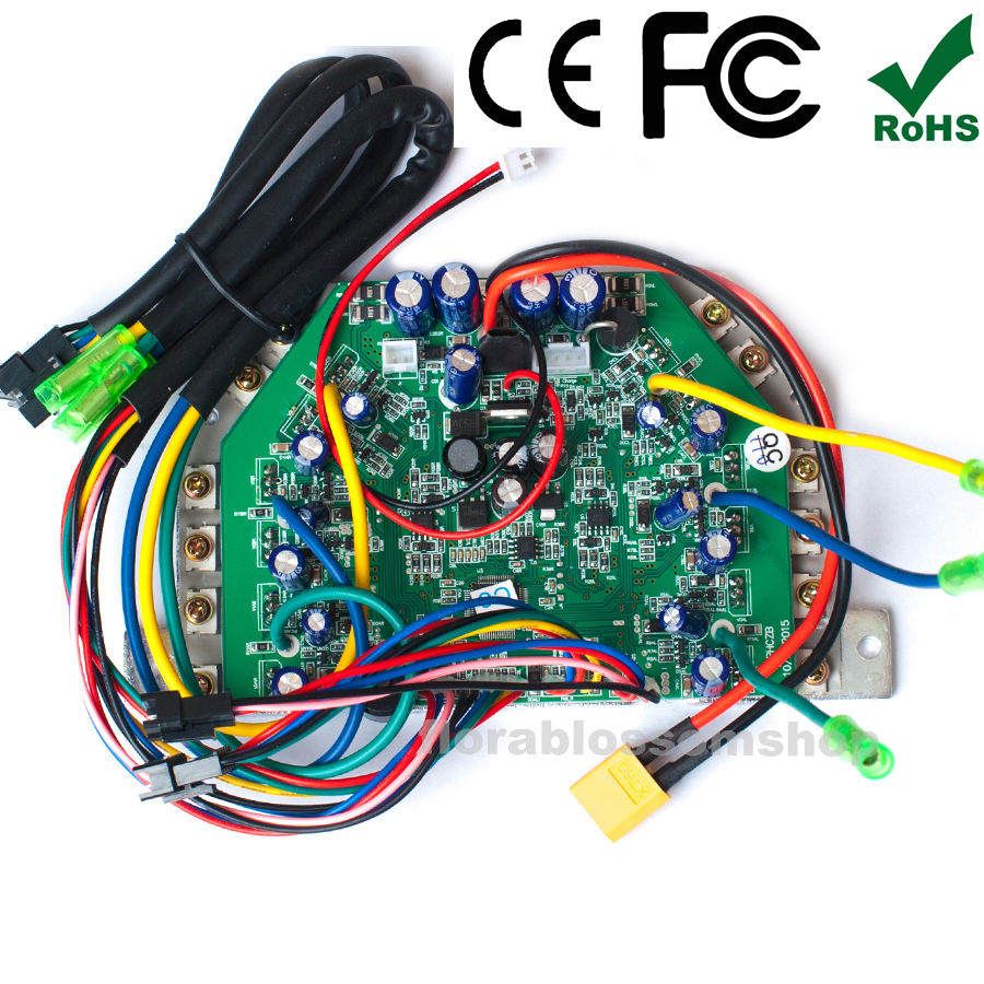 hoverboard replacement parts mainboard very high quality FCC ROHS approvedhoverboard replacement parts mainboard very high quality FCC ROHS approved