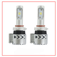 2x Led Car Bulbs G8 72W 12000LUMENS 6000K H11 H4 9005 Headlamp For Honda Audis Head