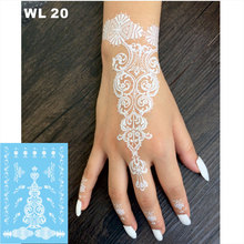 #WL-20 All Body Lace Tattoo, Waterproof Wedding Tattoo Presented And Produced By Our Store Only