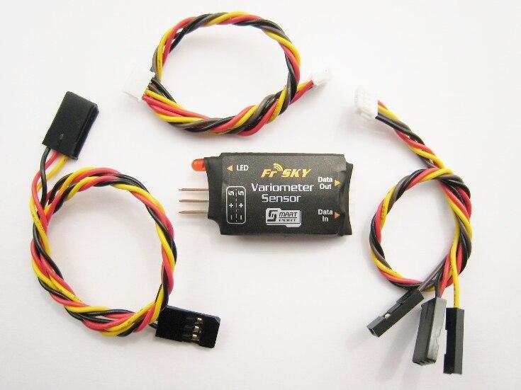 Capteur de variomètre FrSky VARI-H avec Port intelligent (Version haute précision)
