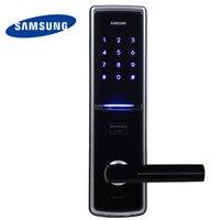 Samsung Smart EZON замок двери SHS H625 SHS H625FMK/EN цифровой замок английская версия